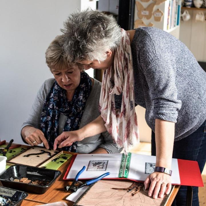 TomatoJack Arts Mosaic Workshop