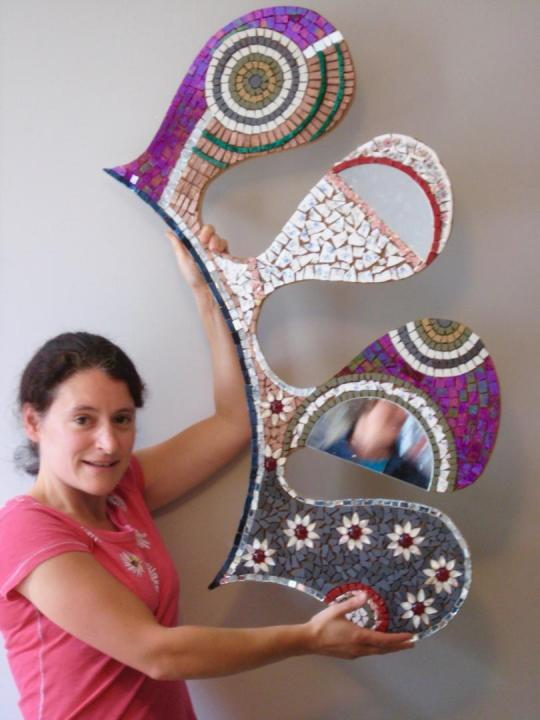 Mosaic courses in East Sussex