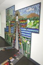 St.Brigid mosaic