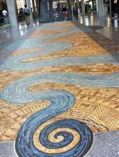 The River Of Life Mosaic - The University Of Iowa
