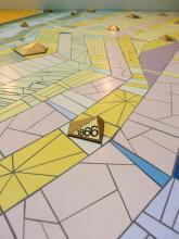 Knight House Mosaic