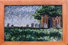 mosaic, stone circle, Alison Mac Cormaic