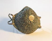 Pandemic Relic, Helen Bodycomb, bronze, 2020, collection of the artist