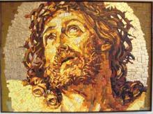 Mosaic - size 60cm x 80cm